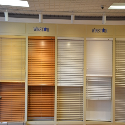 Winstar Horzontal Blinds